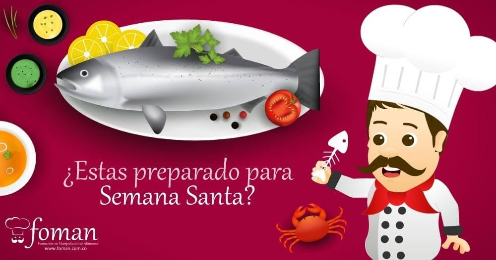 ¿Estas preparado para Semana Santa?