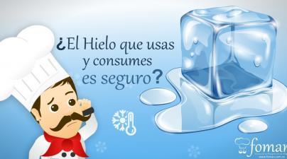 hielo seguro